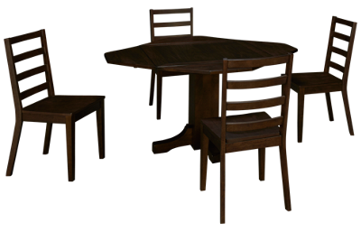 A America Brooklyn Heights 5 Piece Dining Set