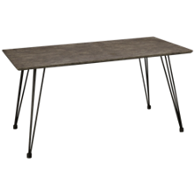 Chintaly Imports Heather Dining Table
