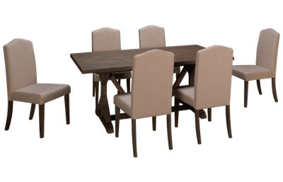 Liberty Furniture Carolina Lakes Liberty Furniture Carolina Lakes 7 Piece Dining Set Jordan S Furniture