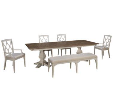 Riverside Myra 6 Piece Dining Set, Riverside Furniture Reviews