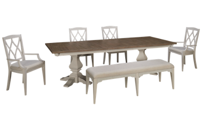 Riverside Myra 6 Piece Dining Set