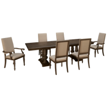 Legacy Classic Manor House 7 Piece Dining Set