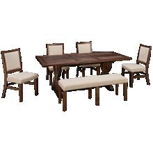 Jofran Fairview 6 Piece Dining Set