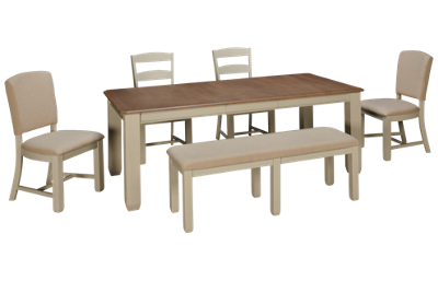 Jofran Dana Point 6 Piece Dining Set