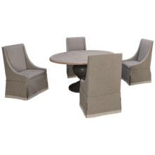 Universal Cottage 5 Piece Dining Set