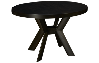 Saloom Mondo Pedestal Table
