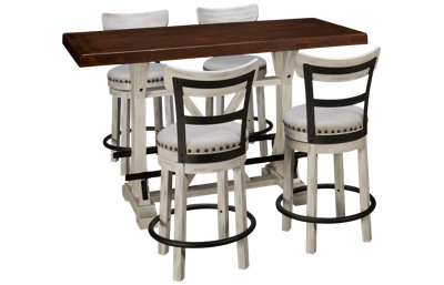 Ashley Valebeck 5 Piece Dining Set