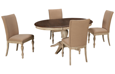Kincaid Weatherford 5 Piece Dining Set