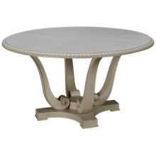 Klaussner Home Furnishings Jasper County Round Table