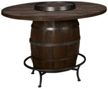Sunny Designs Harry Round Pub Table