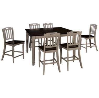 Jofran Orchard Park Jofran Orchard Park 7 Piece Dining Set Jordan S Furniture