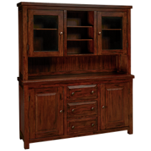 Sunny Designs Vineyard Buffet Base and Hutch