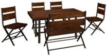 Ashley Kavara 6 Piece Dining Set