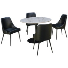 Steve Silver Company Colfax 5 Piece Dining Set
