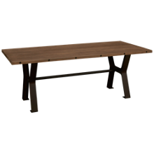 Amisco Parade Rectangle Table