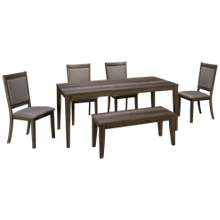 Liberty Furniture Tanners Creek 6 Piece Dining Set