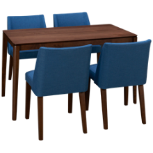 Liberty Furniture Space Savers 5 Piece Dining Set