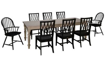 Magnolia Home 9 Piece Dining Set