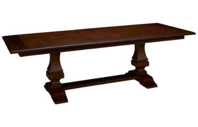 Klaussner Home Furnishings Trisha Yearwood Home Dining Table with Leaf