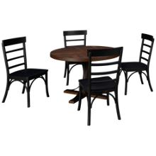 Magnolia Home 5 Piece Dining Set