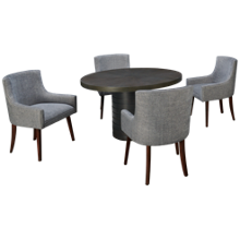 Casana Sarah Richardson Boulevard 5 Piece Dining Set