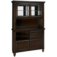 Legacy Classic Thatcher China Buffet and Hutch