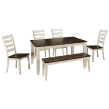 Intercon Kona 6 Piece Dining Set