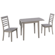 Jofran Everyday Classics 3 Piece Dining Set