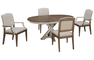 Riverside Myra 5 Piece Dining Set