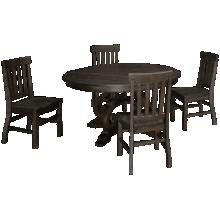 Magnussen Bellamy 5 Piece Dining Set