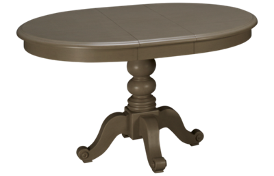Liberty Furniture Summer House Round Table with Leaf