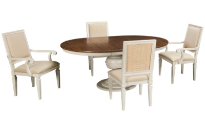 Universal Summer Hill 2 5 Piece Dining Set with Leaf