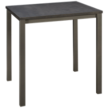 Amisco Carbon Square Table