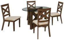Jofran Hampton 5 Piece Dining Set