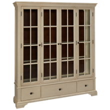 Klaussner Home Furnishings Trisha Yearwood Home Monticello Curio