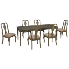 Magnolia Home Grace Leg 7 Piece Dining Set
