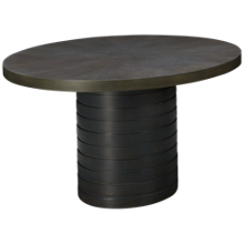 Casana Sarah Richardson Boulevard Round Pedestal Table