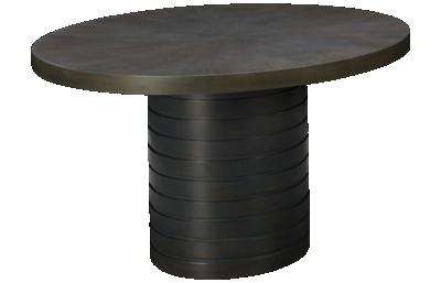 Casana Sarah Richardson Boulevard Round Pedestal Table