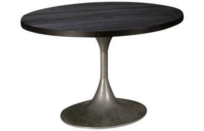Klaussner Home Furnishings City Limits Round Dining Table