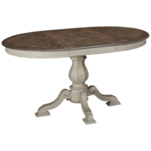 Liberty Furniture Magnolia Manor Pedestal Table and Base