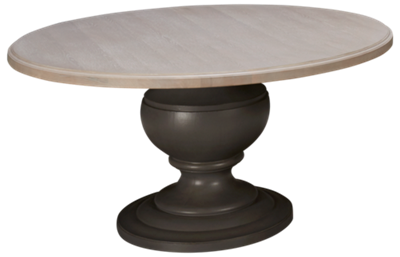 Universal Cottage Round Pedestal Table