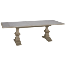 Klaussner Home Furnishings Jasper County Rectangular Table