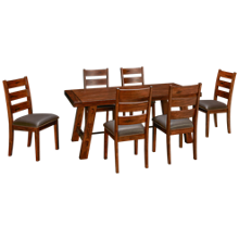 Sunny Designs Vineyard 7 Piece Dining Set