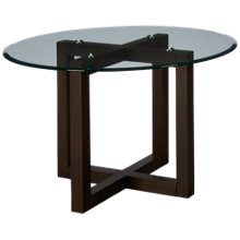 "A America Palm Canyon 48"" Round Table"