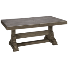Klaussner Home Furnishings Windmere Dining Table