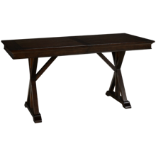 """Legacy Classic Thatcher Table with (1) 18"""" Leaf"""