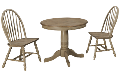 Winners Only Ridgewood 3 Piece Dining Set