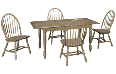 Winners Only Ridgewood 5 Piece Dining Set