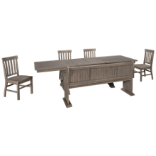 Magnussen Bellamy 6 Piece Dining Set