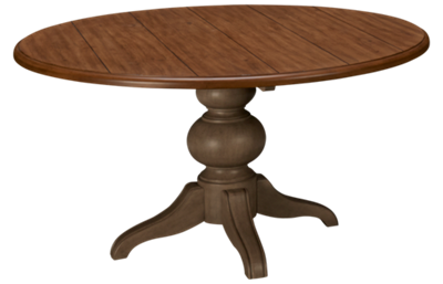 Klaussner Home Furnishings Nashville Round Table